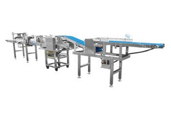 SCW-2600油条成形机